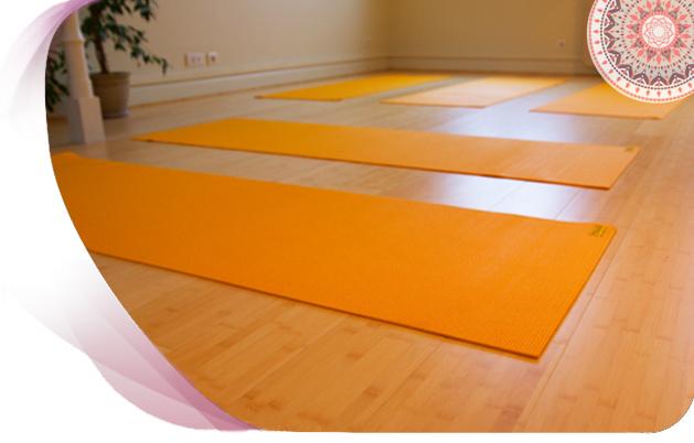 La salle de Yoga Pause